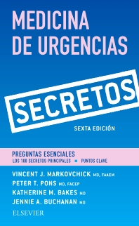 Cover image for Secretos. Medicina de urgencias