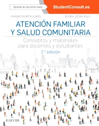 Cover image for Atención familiar y salud comunitaria