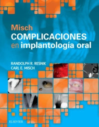 Cover image for Misch. Complicaciones en implantología oral