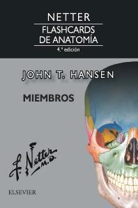Cover image for Netter. Flashcards de anatomía. Miembros