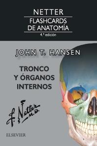 Netter. Flashcards de anatomía. Tronco y órganos internos - 4th Edition - ISBN: 9788491132912