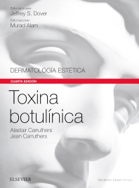 Cover image for Toxina botulínica