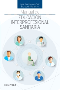 Cover image for Manual de educación interprofesional sanitaria