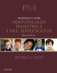 Cover image for McDonald y Avery. Odontología pediátrica y del adolescente