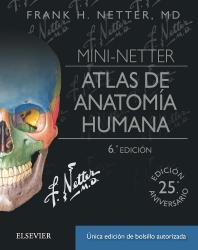 Mini-Netter. Atlas de anatomía humana - 6th Edition - ISBN: 9788491133094