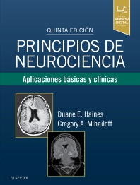 Cover image for Principios de neurociencia