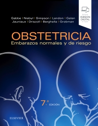 Cover image for Obstetricia