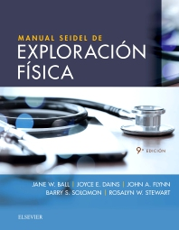 Manual Seidel de exploración física - 9th Edition - ISBN: 9788491133919, 9788491134411