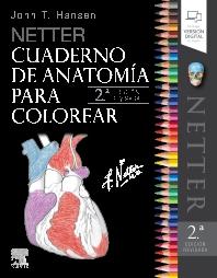 Cover image for Netter Cuaderno de anatomía para colorear