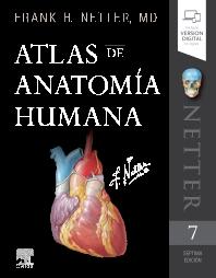 Cover image for Atlas de anatomía humana