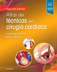 Cover image for Atlas de técnicas en cirugía cardíaca