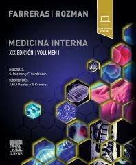 Farreras Rozman. Medicina Interna - 19th Edition - ISBN: 9788491135456, 9788491138365