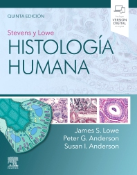 Cover image for Stevens y Lowe. Histología humana