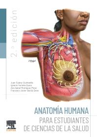Cover image for Anatomía humana para estudiantes de ciencias de la salud