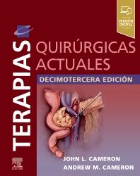Terapias quirúrgicas actuales - 13th Edition - ISBN: 9788491137443, 9788491139096