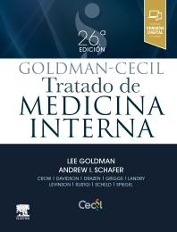 Goldman-Cecil. Tratado de medicina interna - 26th Edition - ISBN: 9788491137658