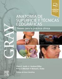 GRAY. Anatomía de superficie y técnicas ecográficas - 1st Edition - ISBN: 9788491137719, 9788491138372