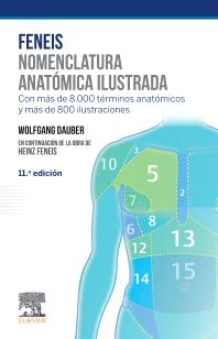 Cover image for Feneis. Nomenclatura anatómica ilustrada