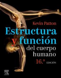 Cover image for Estructura y función del cuerpo humano