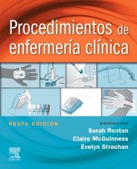 Cover image for Procedimientos de enfermería clínica