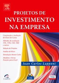 Cover image for Projetos de Investimento na Empresa