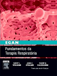 Egan Fundamentos de Terapia Respiratória, 9th Edition,Mark Wilkins,ISBN9788535246063