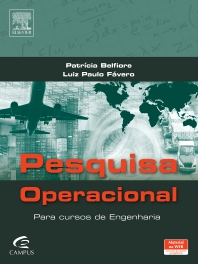 Pesquisa Operacional Para Cursos de Engenharia - 1st Edition - ISBN: 9788535248937
