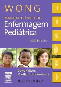 Cover image for Wong Manual Clínico de Enfermagem Pediátrica