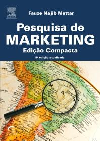 Pesquisa de marketing - edição compacta - 5th Edition - ISBN: 9788535259216