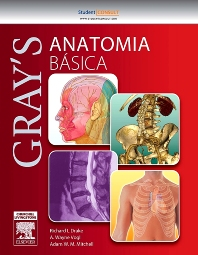 Cover image for Gray Anatomia Básica