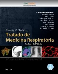 Cover image for Murray & Nadel Tratado de Medicina Respiratória