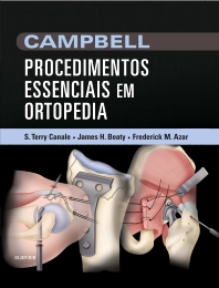 Cover image for CAMPBELL Procedimentos Essenciais em Ortopedia