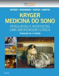 Cover image for Kryger Medicina do Sono - Perguntas e Respostas