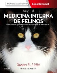 Cover image for August Medicina Interna de Felinos