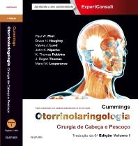 Cover image for Cummings Otorrinolaringologia