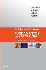 Cover image for Robbins & Cotran Fundamentos de Patologia