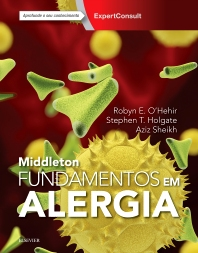 Cover image for Middleton Fundamentos em Alergia