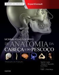 Cover image for McMinn Atlas Colorido de Anatomia da Cabeça e Pescoço