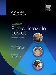 Mc Cracken Protesi rimovibile parziale - 12th Edition - ISBN: 9788821429156, 9788821434020