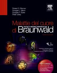 Cover image for Malattie del cuore di Braunwald