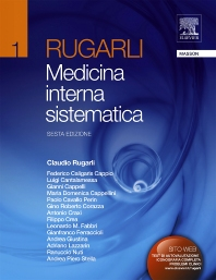 Rugarli medicina interna sistematica - 6th Edition - ISBN: 9788821431098, 9788821433771