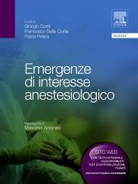 Emergenze di interesse anestesiologico - 1st Edition - ISBN: 9788821431951, 9788821432781