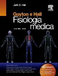 Cover image for Guyton e Hall, Fisiologia Medica
