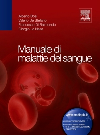 Cover image for Manuale di malattie del sangue