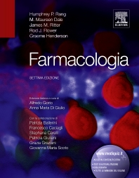Cover image for Farmacologia