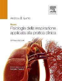 Cover image for Nunn - Fisiologia della respirazione applicata alla pratica clinica