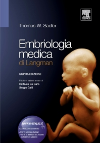 Cover image for Embriologia Medica di Langman