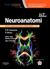 Cover image for Neuroanatomi - Buku Ajar Ilustrasi Berwarna