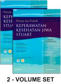 Cover image for Prinsip dan Praktik Keperawatan Jiwa Stuart, 10e