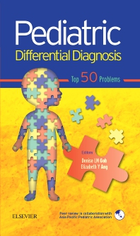 Cover image for Pediatric Differential Diagnosis - Top 50 Problems